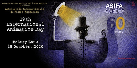 International Animation Day 2020 Brisbane tickets