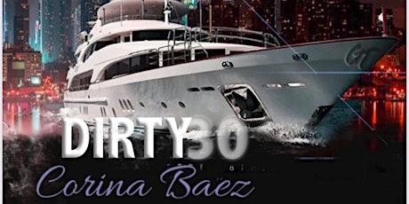 Corina's Dirty 30 Latin & Hip Hop NYC DJ Xermane Yacht Party - Sat Nov 7 tickets