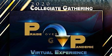 Virtual Collegiate Gathering 2020 Registration tickets
