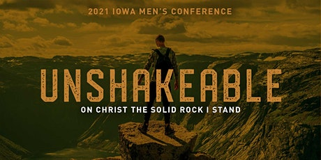 2021  Iowa Men's Conference - Cedar Rapids tickets