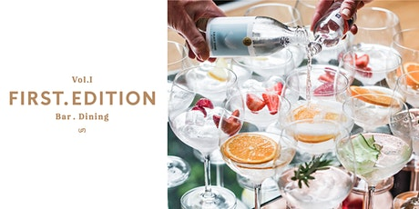GINTONICA GINORMOUS GIN TASTING | FIRST EDITION RESTAURANT & BAR tickets