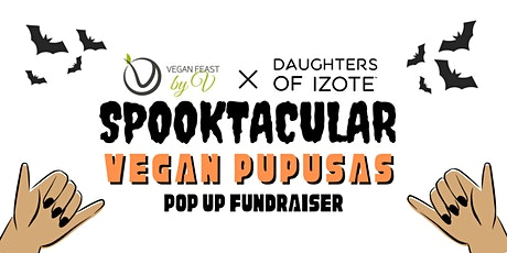 Spooktacular Vegan Pop-Up Fundraiser tickets