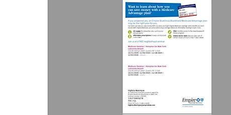 Medicare Seminar  Elmhurst LaGuardia Airport tickets