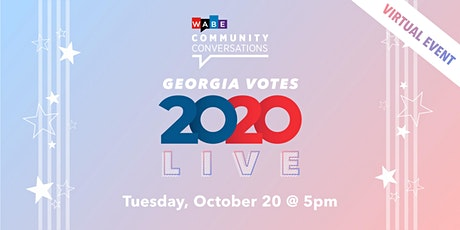 Georgia Votes LIVE tickets