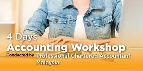 4 Days of Accounting Workhop tickets