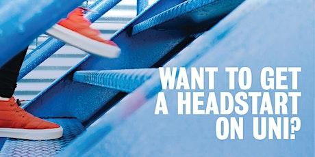 Headstart Scholarship Program 2021 Information Night 2 tickets