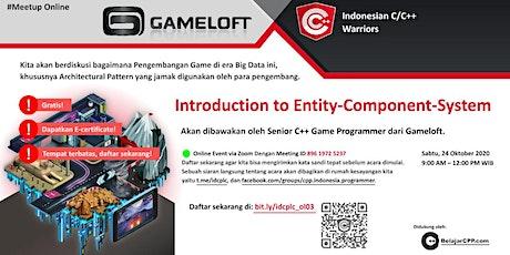 Data-Driven Game Development tickets