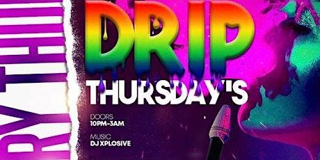 DRIP THURSDAY'S Las Vegas LGBT+ (STRAIGHT/HETEROSEXUAL friendly) tickets