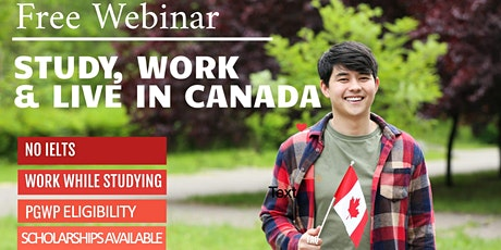 Study in Canada this 2021 with NO IELTS requirement tickets