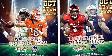 COLLEGE Football #GAMEWATCH @ The Greatest Bar tickets