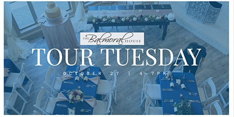 October Tour Tuesday @ The Balmoral House tickets