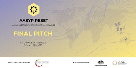 AASYP Reset: Final Pitch Event tickets