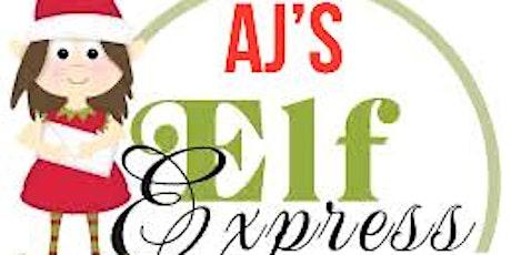 AJ's Elf Express to NYC 2020 tickets