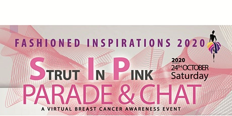 Fashioned Inspirations 2020 - A Virtual Breast Cancer Awareness Event tickets