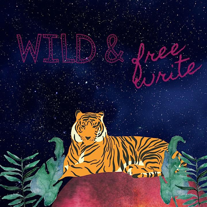 Wild and Free Write Wednesdays image