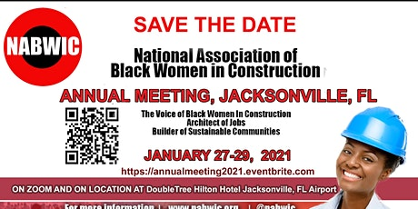 NABWIC Annual Meeting - 2021 tickets