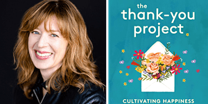 """AgeOn with Nancy Davis Kho, Author of """"The Thank-You..."""