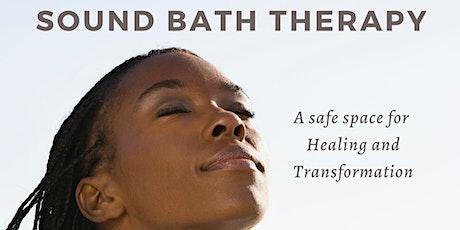 Sound Bath Therapy tickets