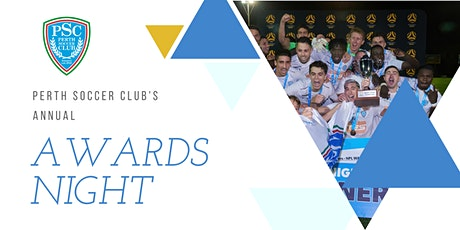Perth SC 2020 Awards NIght tickets