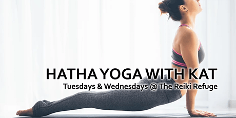 Hatha Yoga With Kat tickets