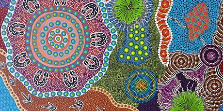 Create a Community Mural - Aboriginal Art style - with David Booth tickets