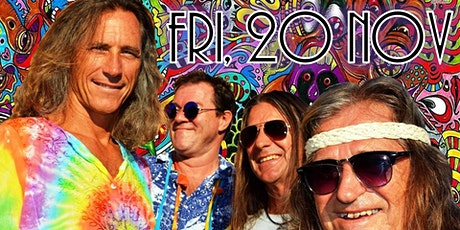 LATE FOR WOODSTOCK - 70's Rock Tribute Band - Live at Whispers (18+) tickets