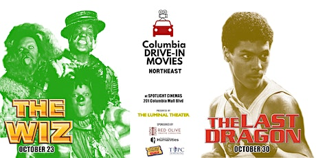 Columbia Drive-In Movies: THE WIZ tickets