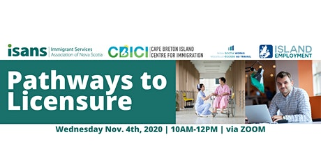 Pathways to Licensure | Presented by ISANS | Virtual Session tickets