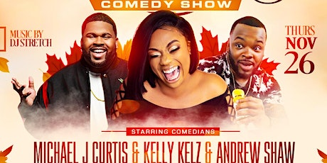 Home For The Holidays Comedy Show tickets