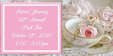 Sisters' Journey Pink Tea tickets