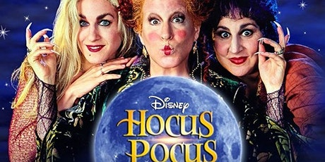 Hocus Pocus (1993) 6:50 PM Fri & Sat  Oct 30th 31st @Prides Corner Drive In tickets