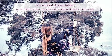 """Workshop """"Schwing dich in deine Balance"""" Tickets"""