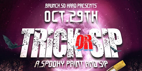Trick or Sip tickets