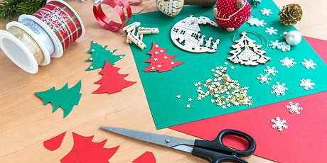 Christmas Decoration Workshop tickets