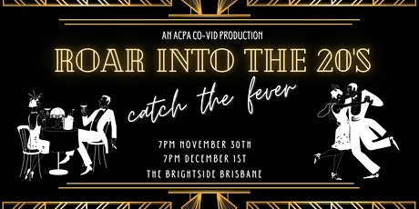 Roar into the 20's tickets