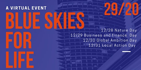 BLUE SKIES FOR LIFE CONFERENCE tickets