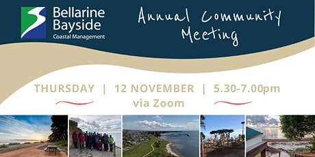 Bellarine Bayside Annual Community Meeting tickets