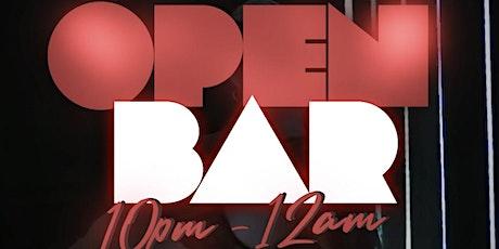 OPEN BAR THURSDAYS!!! tickets