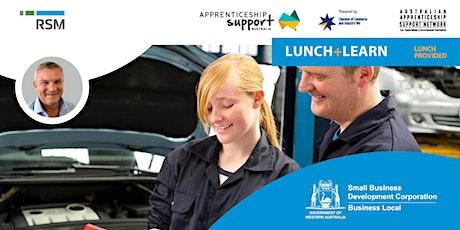 Grow your Business with an Apprentice or Trainee  (Geraldton) tickets