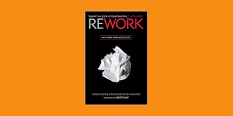 Book Review & Discussion : Rework tickets