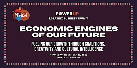PowerUp 3.0 Latinx Business Summit tickets
