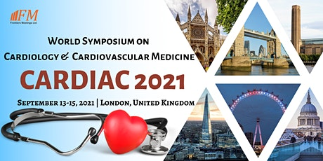 World Symposium on Cardiology & Cardiovascular Medicine tickets