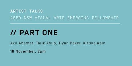 Artist Talks | 2020 NSW VAEF | Part One tickets