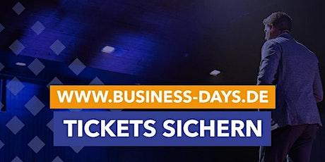 Business Days Virtual - Das 180° interaktive Erlebnis Event Tickets