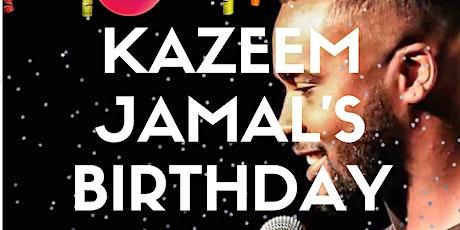 Kazeem Jamal's Birthday Show tickets