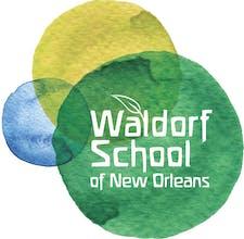 Waldorf School of New Orleans logo