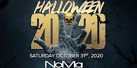Halloween Night @ NoMa Social (Inside The Radisson Hotel in New Rochelle) tickets