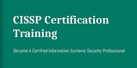 CISSP Training tickets