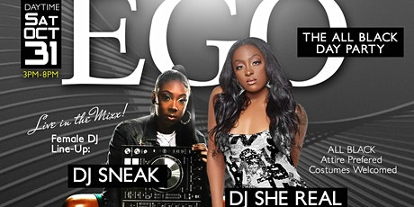 ALTER EGO - THE ALL BLACK DAY PARTY @ UNION PARK tickets