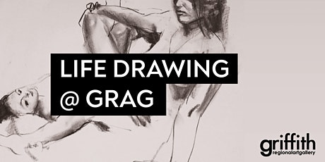 Life Drawing Term 4 - Individual Class tickets